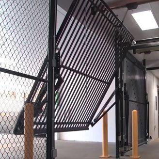 overhead gate