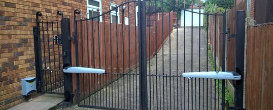 Electric-gates