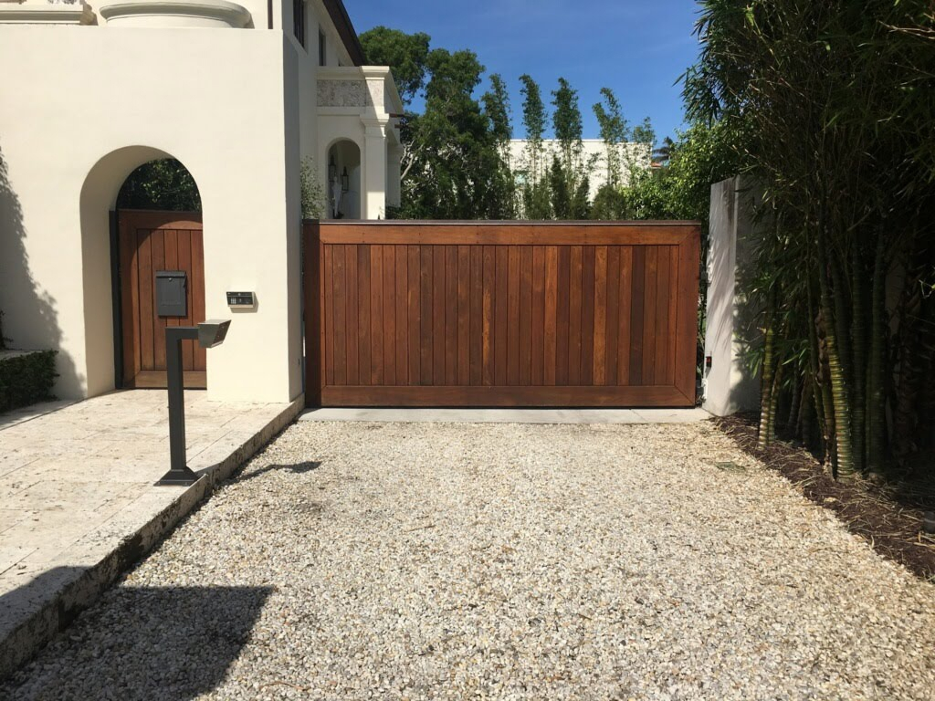 How Installing Automatic Gates offers Superior Security?