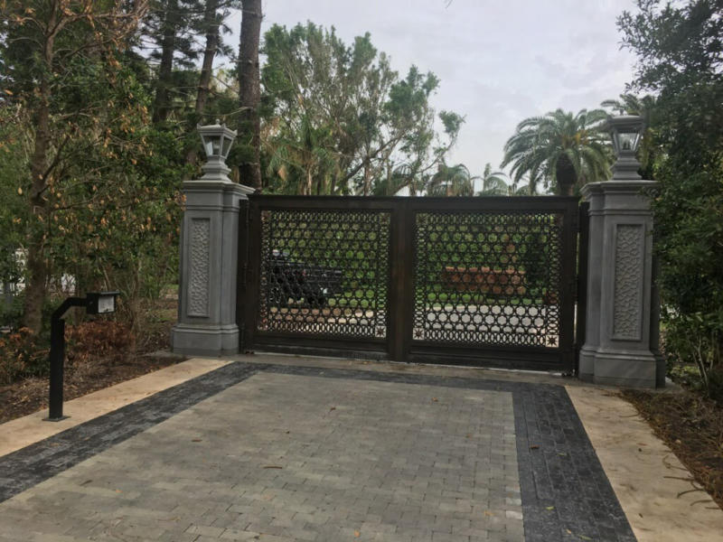 Access Control Driveway